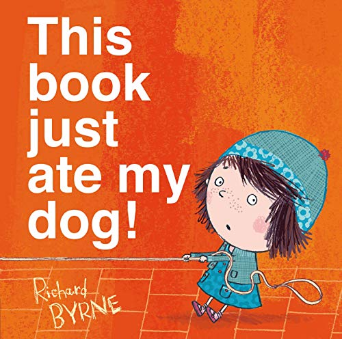 9781627790710: This Book Just Ate My Dog! /Anglais