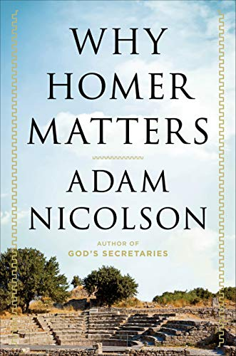 9781627791793: Why Homer Matters: A History