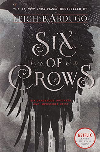Six of Crows **SIGNED 1st Edition + Photos**