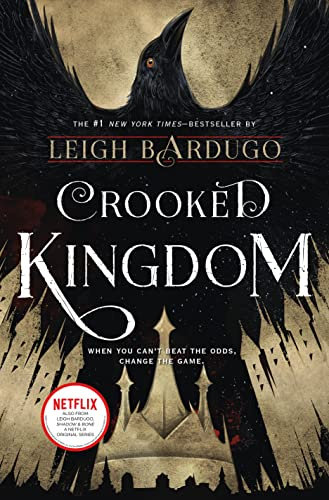 9781627792134: CROOKED KINGDOM: A Sequel to Six of Crows (Six of Crows Duology)