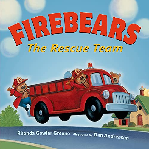 9781627792400: Firebears, the Rescue Team