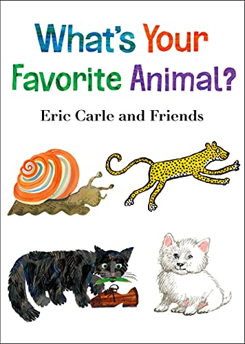 9781627793032: What's Your Favorite Animal?