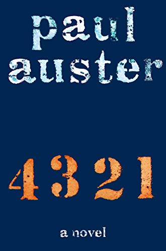 9781627794466: 4 3 2 1: A Novel