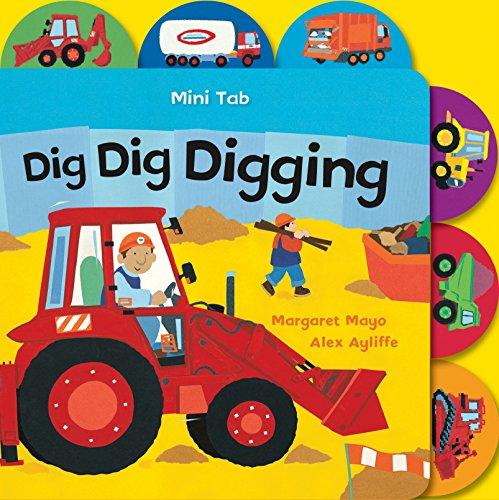Mini Tab: Dig Dig Digging