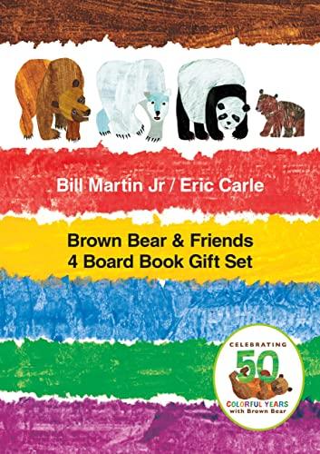 9781627797306: Brown Bear & Friends 4-board Book Gift Set (Brown Bear and Friends)