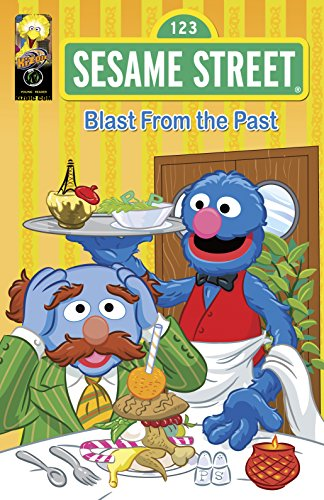 9781627820523: Sesame Street Comics: Blast from the Past (print)