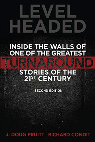 9781627871082: Level Headed: Inside the Walls of One of the Greatest Turnaround Stories of the 21st Century, 2nd Edition