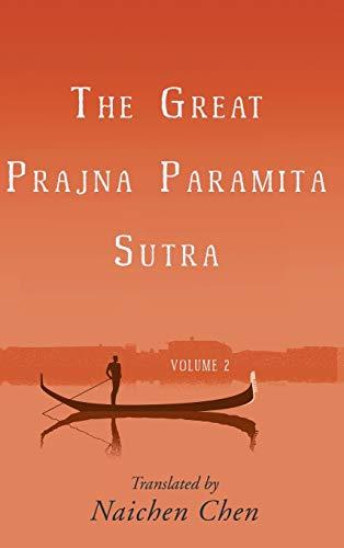 9781627875820: The Great Prajna Paramita Sutra, Volume 2
