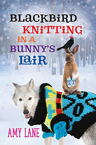 9781627988735: Blackbird Knitting in a Bunny's Lair