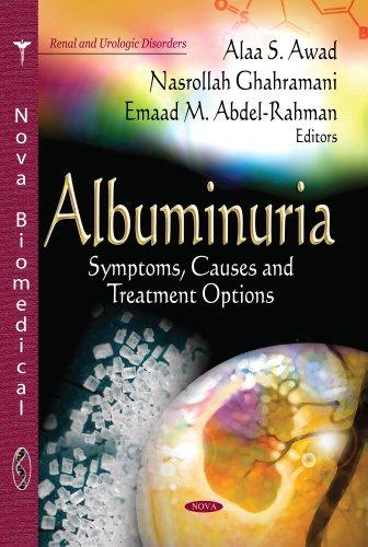 Albuminuria: Symptoms, Causes and Treatment Options (Renal