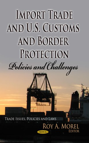9781628084696: Import Trade and U.S. Customs and Border Protection: Policies and Challenges (Trade Issues, Policies and Laws: Defense, Security and Strategies)