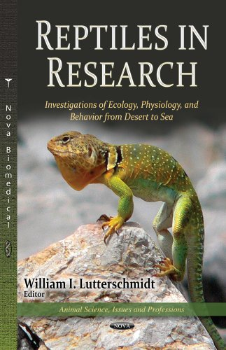 Reptiles in Research: Investigations of Ecology, Physiology Behavior from Desert to Sea (Hardback):...