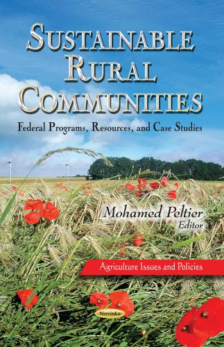 SUSTAINABLE RURAL COMMUNITIES (Agriculture Issues and Policies): PELTIER M