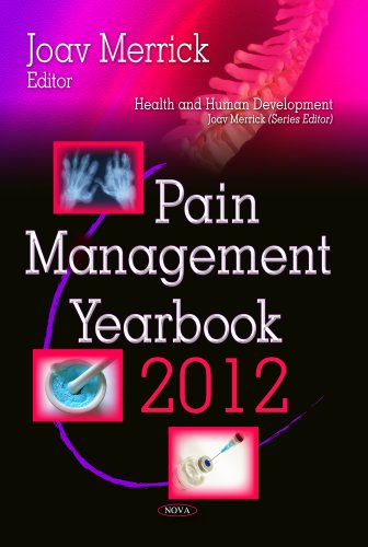 Pain Management Yearbook 2012 (Hardback): Professor Joav Merrick