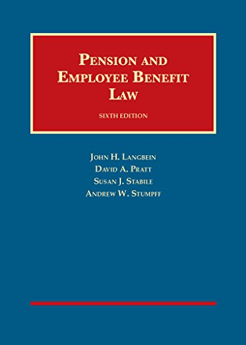 9781628100211: Pension and Employee Benefit Law (University Casebook Series)