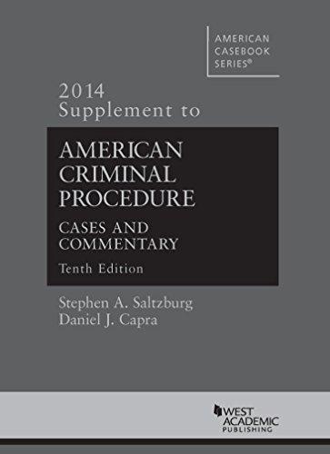 9781628100679: American Criminal Procedure (American Casebook Series)