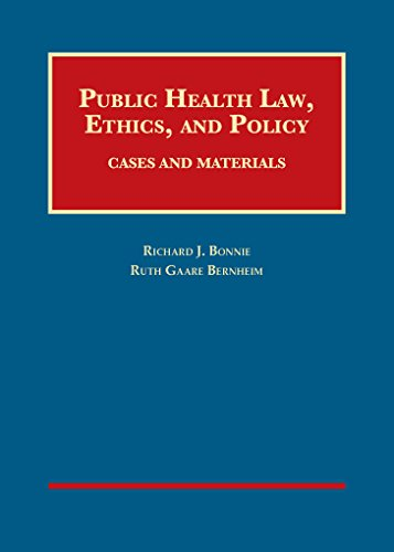 9781628102116: Public Health Law, Ethics, and Policy: Cases and Materials (University Casebook Series)