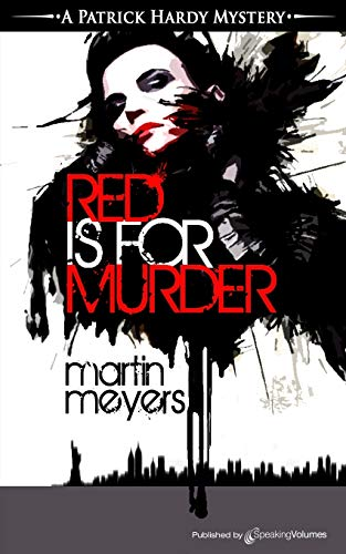 9781628153613: Red is for Murder (A Patrick Hardy Mystery)