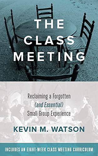 9781628240580: Class Meeting
