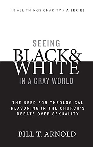 9781628240993: Seeing Black and White in a Gray World: The Need for Theological Reasoning in the Church's Debate Over Sexuality
