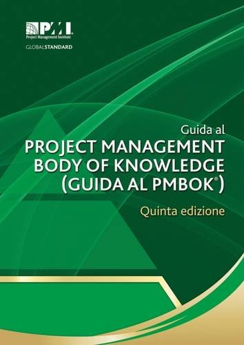 9781628250046: Guida Al Project Management Body of Knowledge (Guida Al Pmbok(r))-Quinta Edizio [a Guide to the Project Management Body of Knowledge (Pmbok(r) Guide)-
