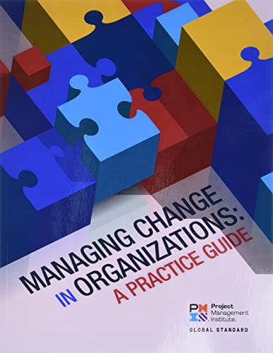 9781628250152: Managing Change in Organizations: A Practice Guide