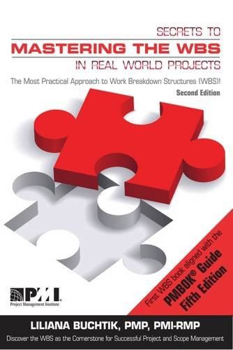 9781628250336: Secrets to Mastering the WBS
