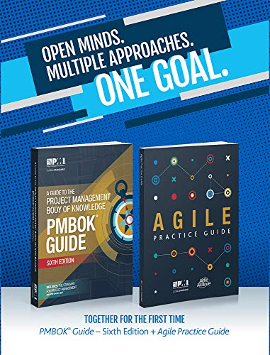 9781628253825: A guide to the Project Management Body of Knowledge (PMBOK guide) & Agile practice guide bundle