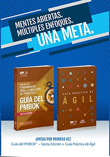 9781628254037: Guâa de los Fundamentos Para la Direcciân de Proyectos (guâa del PMBOK) y Guâa prâctica de âgil (Spanish edition of A guide to the Project Management ... (PMBOK guide) & Agile practice guide bundle)