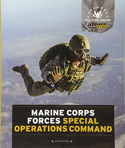 9781628320503: U.S. Special Forces: Marine Corps Forces Special Operations Command