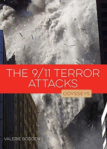 9781628321302: The 9/11 Terror Attacks (Odysseys in History)