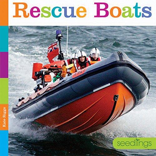 9781628321883: Rescue Boats (Seedlings)