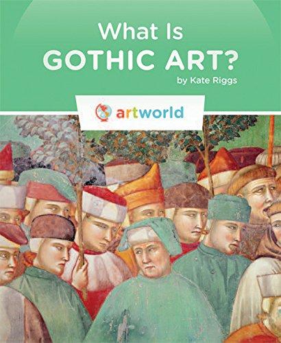 9781628322231: What is Gothic Art? (Artworld)