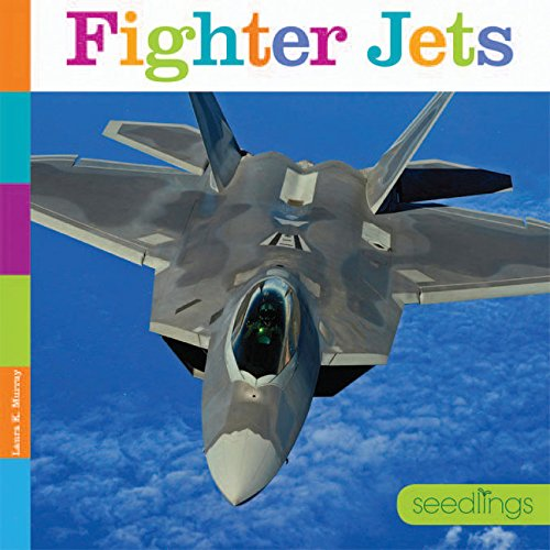 9781628322484: Fighter Jets (Seedlings)