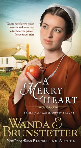 9781628361469: A Merry Heart (Brides of Lancaster County)