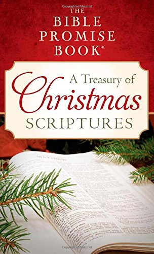 9781628368710: Bible Promise Book: A Treasury of Christmas Scriptures: (VALUE BOOKS)