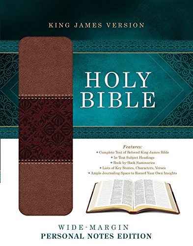 9781628369564: Holy Bible: Wide Margin Personal Notes edition