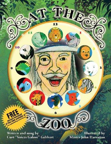 9781628381221: At the Zoo
