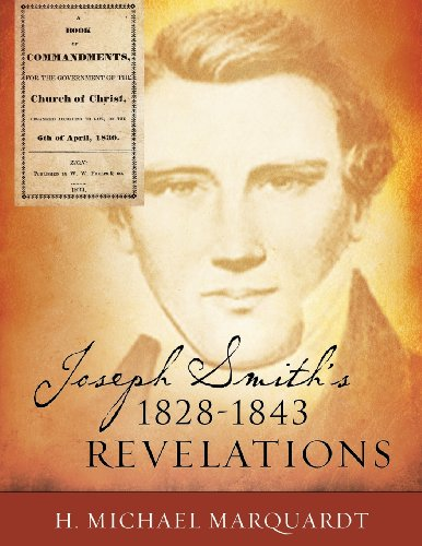 9781628391541: Joseph Smith's 1828-1843 Revelations