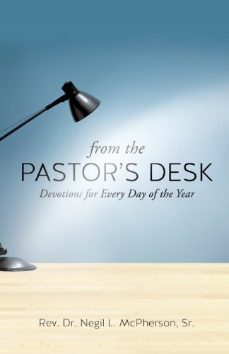 9781628392531: From the Pastor's Desk