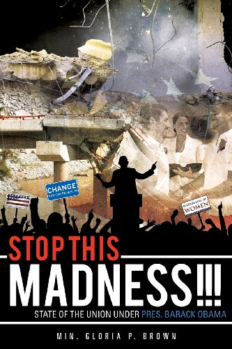 Stop This Madness: Min Gloria P. Brown