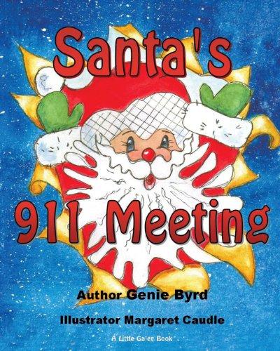 Santas 911 Meeting: Genie Byrd