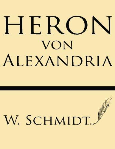 9781628450125: Heron von Alexandria (German Edition)