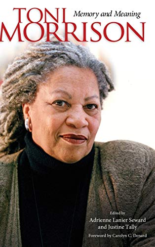 9781628460193: Toni Morrison: Memory and Meaning