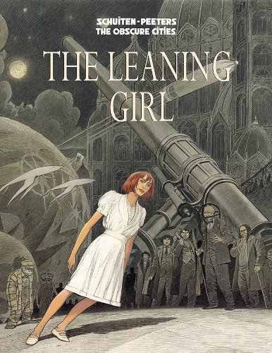 The Leaning Girl: Benoit Peeters