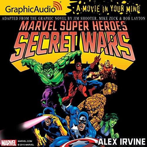 9781628511284: Marvel Super Heroes Secret Wars