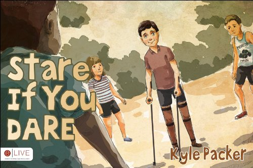 Stare If You Dare: Kyle Packer