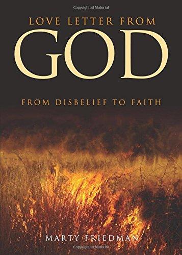 9781628548600: Love Letter from God