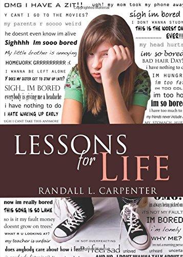 Lessons for Life: Carpenter, Randall L.