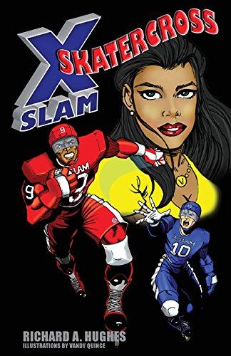 X-Slam Skatercross: Hughes, Richard a.
